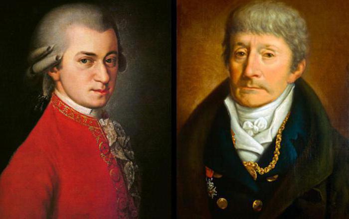 маленькие трагедии пушкина моцарт и сальери