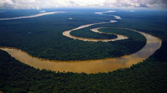 Куда течет река в вашей местности