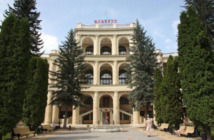 Когда турист посещает такой замечательный город, как Кисловодск, санаторий
