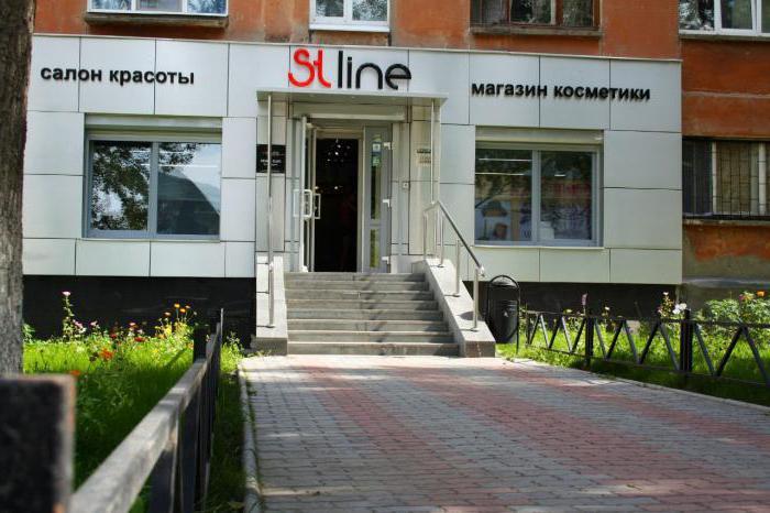 Адреса парикмахерских в Екатеринбурге