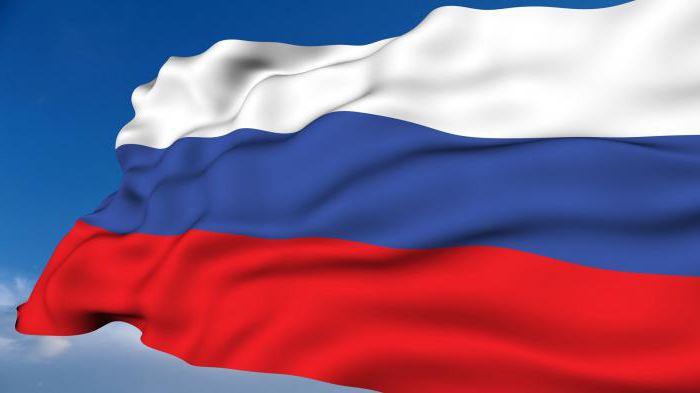 Как быстро нарисовать флаг России