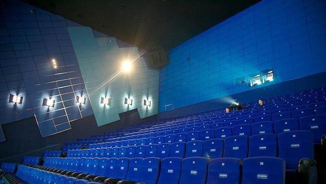 IMAX 3D в Москве