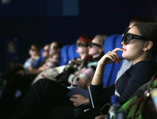 IMAX 3D фильмы