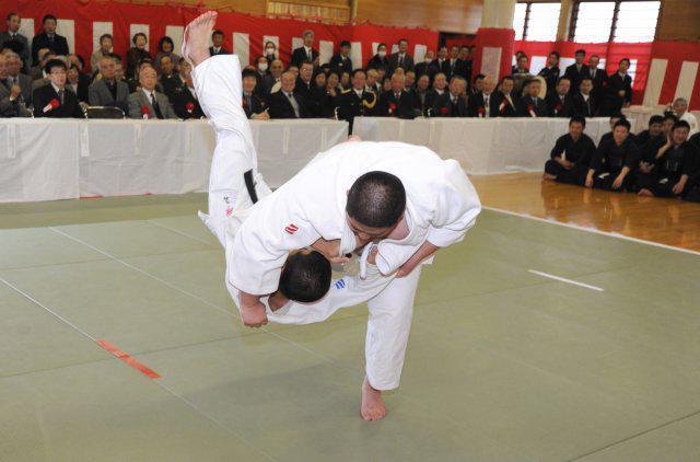 японская национальная борьба