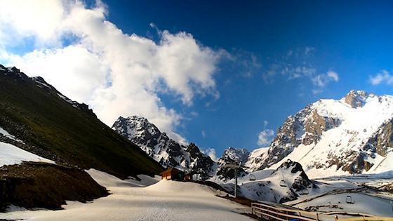 горнолыжные курорты Казахстана цены