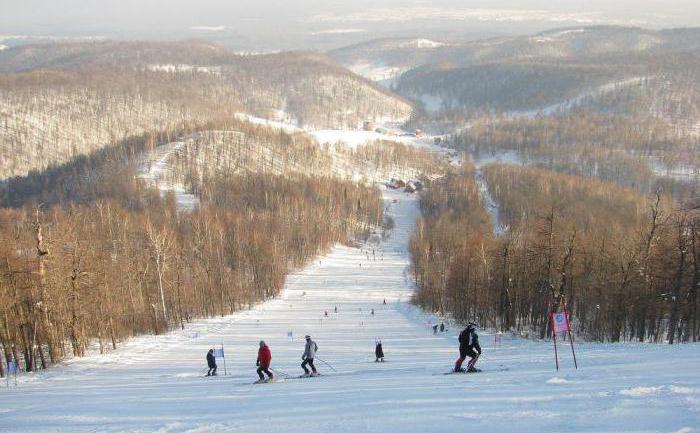 Горнолыжные курорты Урала: рейтинг, отзывы