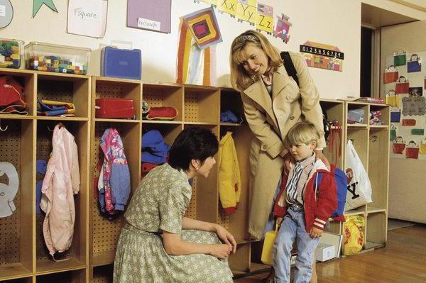 характеристика на ребёнка в ДОУ от воспитателя