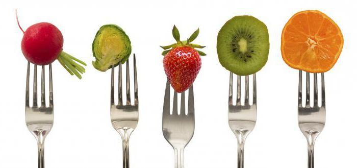 фрукты при варикозе