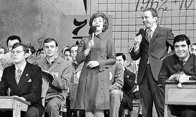 дикторы советского телевидения мужчины