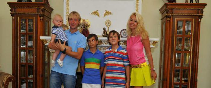Евгений плющенко и его свадьба
