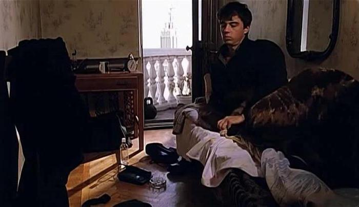 Крутой боевик, русский фильм