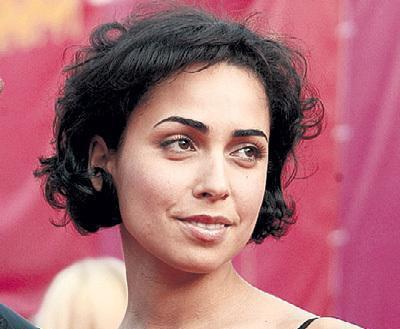 Оксана Шелест, актриса