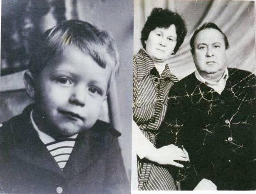 родственники медведева дмитрия анатольевича