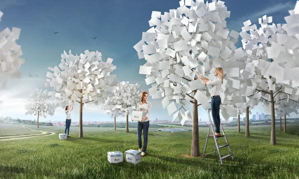 бумага а4 снегурочка характеристики