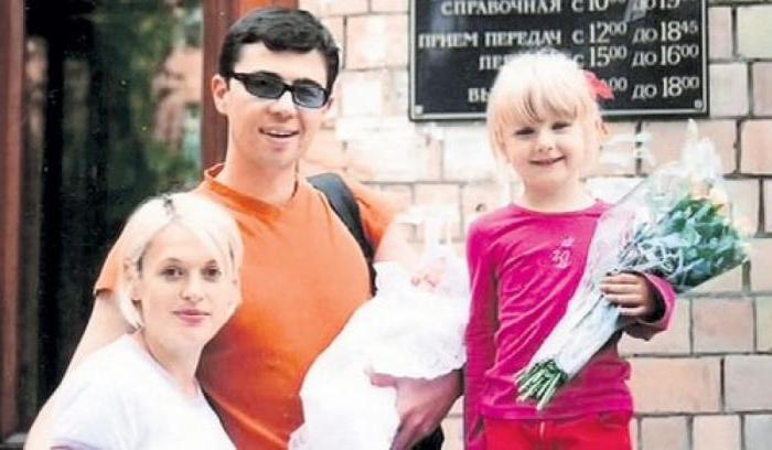 фото жены Сергея Бодрова-младшего