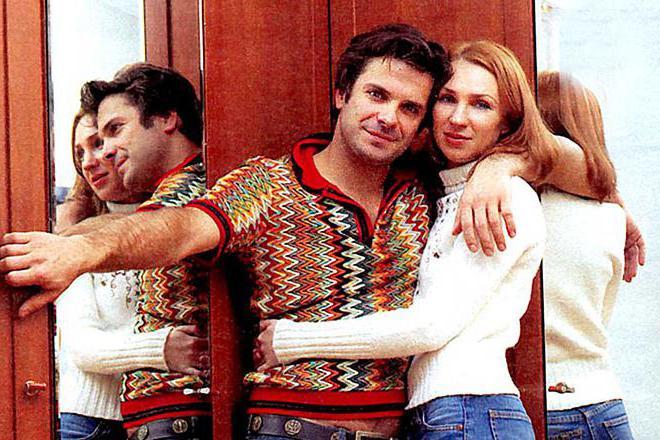Миронов Евгений и Астахов Сергей поженились