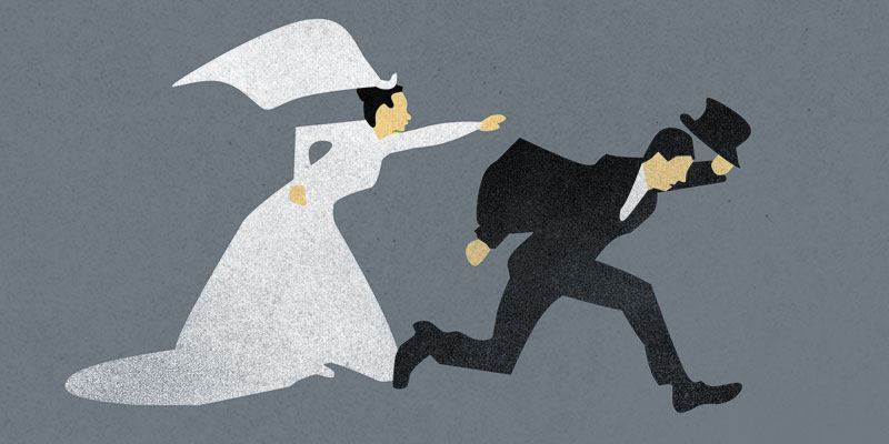 Why do spouses get divorced?