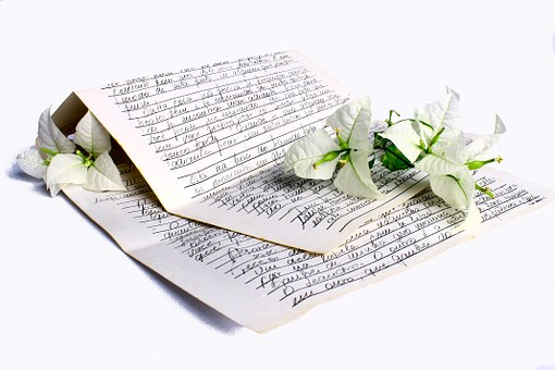 Beautiful confessions in prose