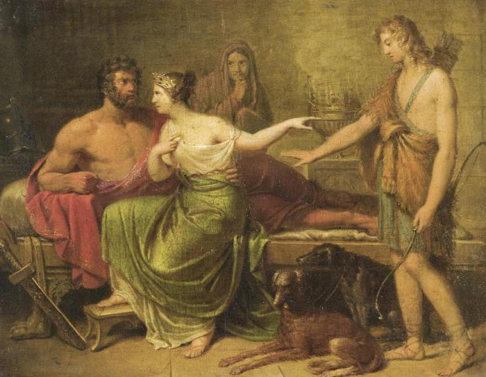 phaedra vs hippolytus