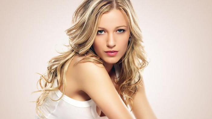 Медно-золотистый блонд