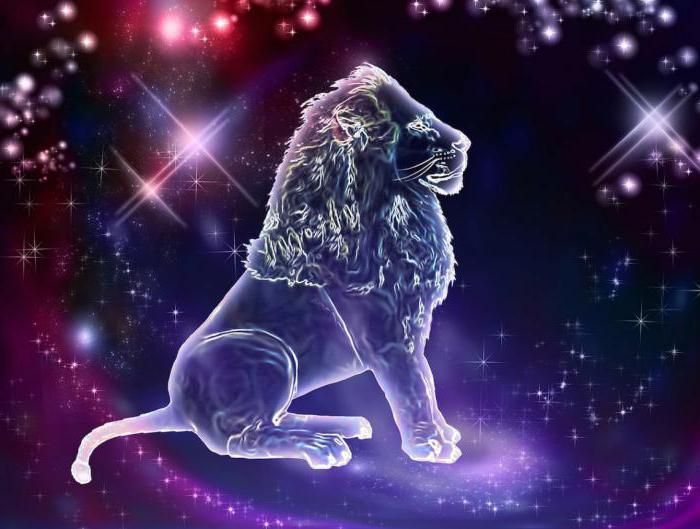 Значение знака зодиака лев мужчина