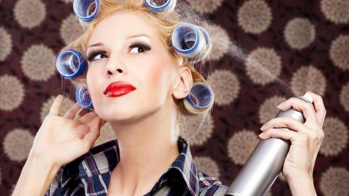 Лучший российский лак для волос: отзывы, цена