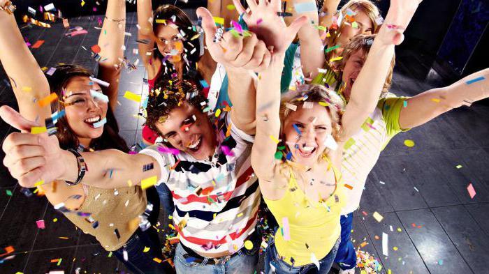 игры и развлечения на новый год