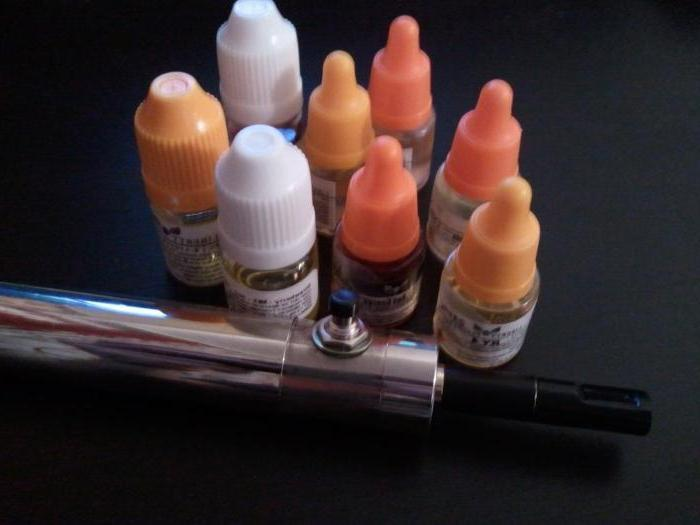 Топ жидкостей для электронных сигарет