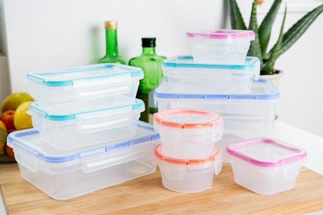 пластиковая посуда маркировка для потребителя