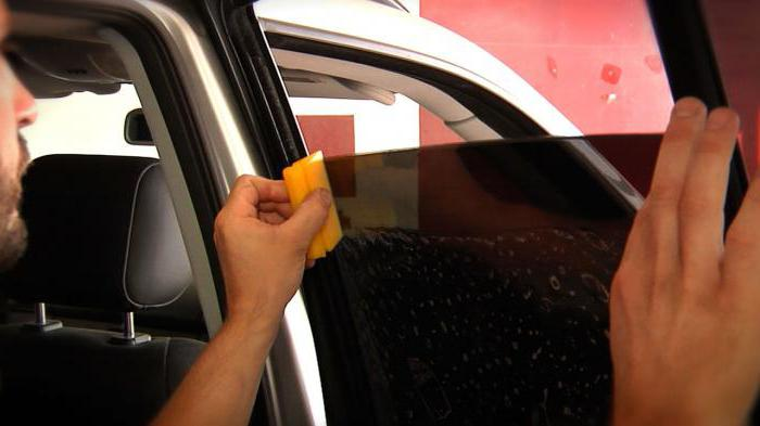 тонировка стекол автомобиля закон