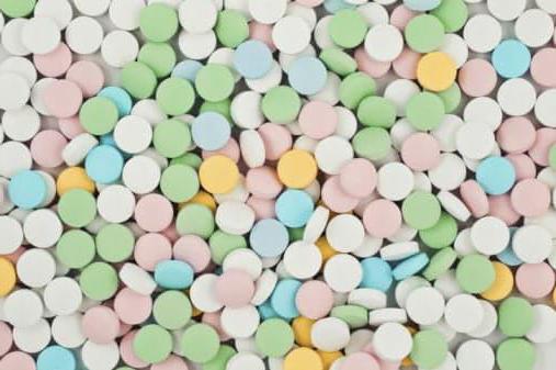 Таблетки для стимуляции родовой деятельности