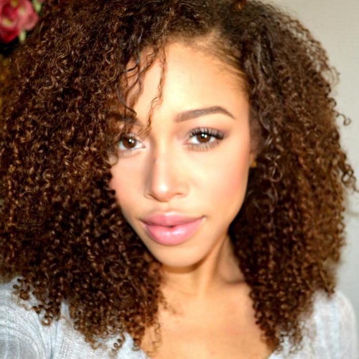 Биохимия на волосы средней длины фото