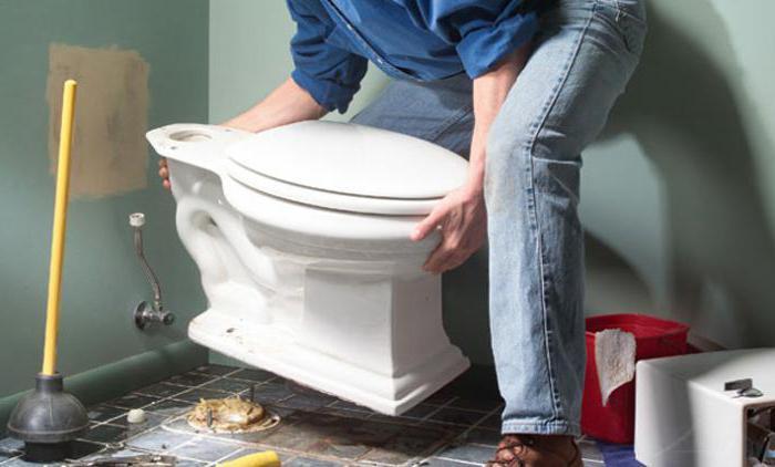 установка ванны сантехника
