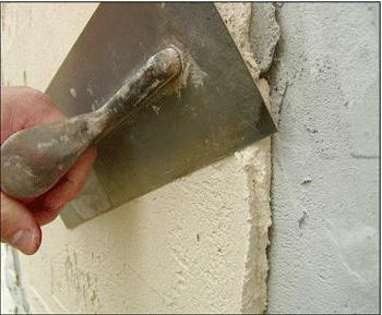 строительные смеси