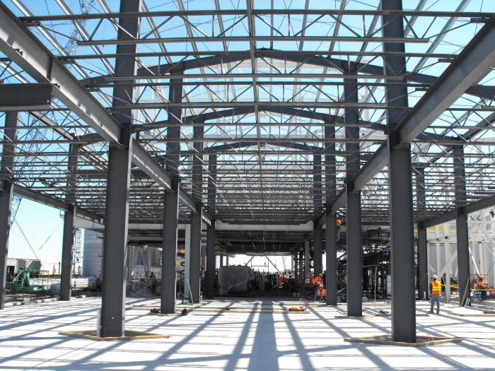 металлоконструкции для строительства зданий сооружений цены