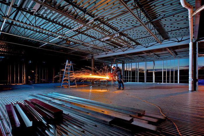 комплексные решения из металлоконструкций для строительства промышленных зданий и сооружений