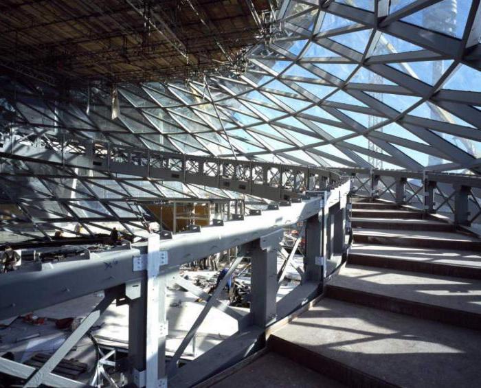 монтаж металлоконструкций зданий сооружений цехов