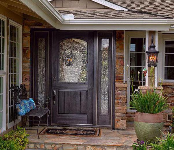 установка металлической входной двери своими руками в доме