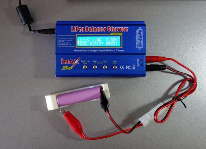 зарядное устройство для аккумуляторов imax b6