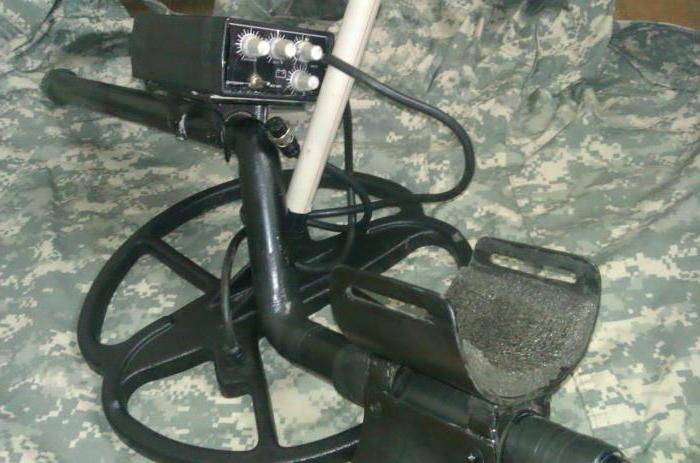металлоискатель терминатор м