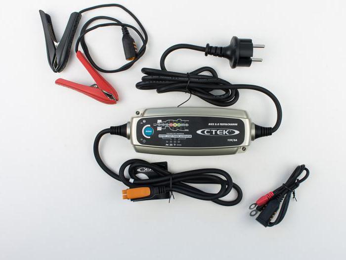 зарядное устройство для аккумулятора стек