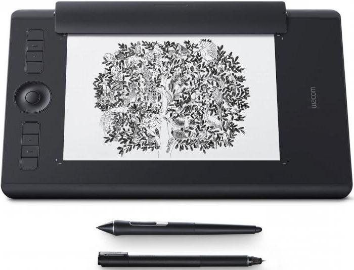 графический планшет для рисования с экраном