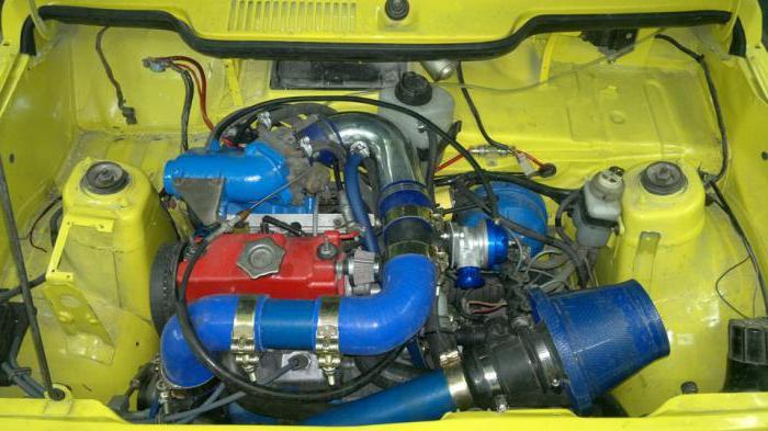ока ремонт двигателя