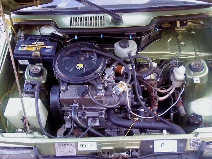двигатель ока фото