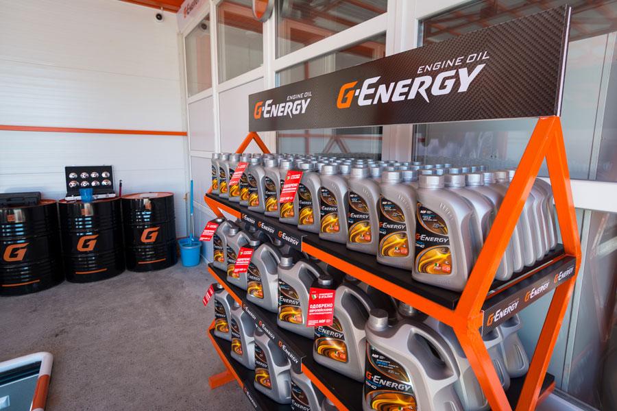 масло g energy отзывы