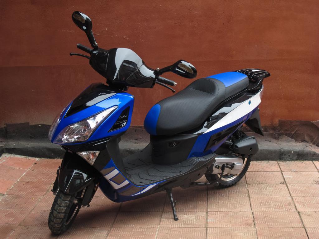 скутер irbis lx 50