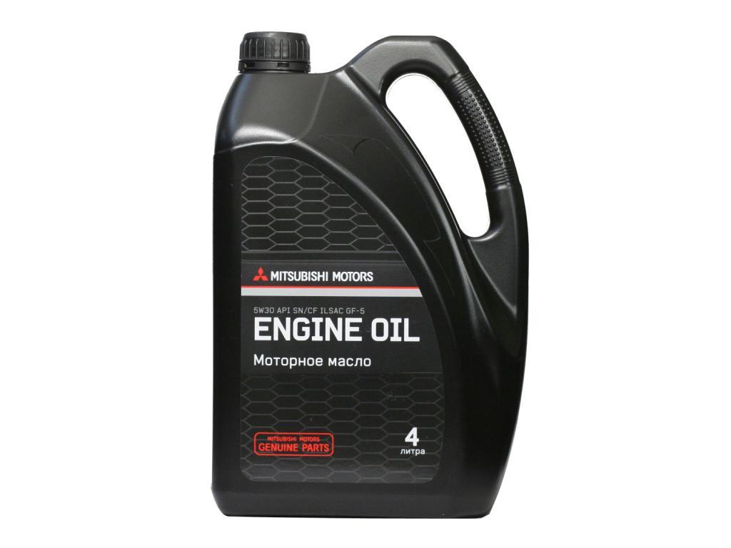 моторное масло mitsubishi genuine oil