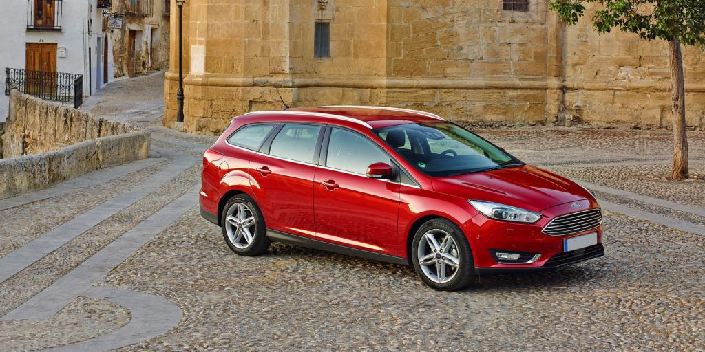 ford focus new wagon