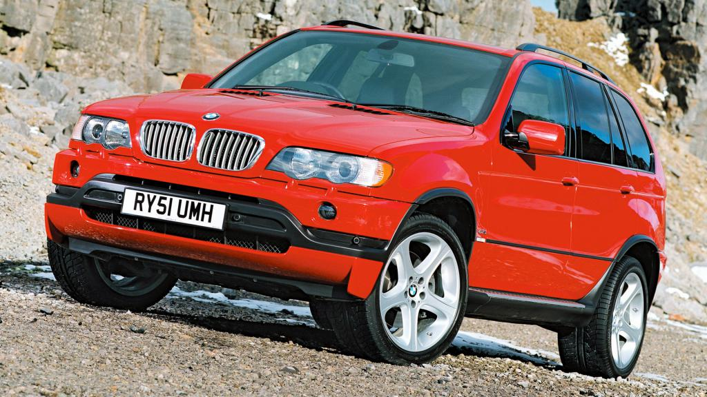 bmw x5 e53 2002