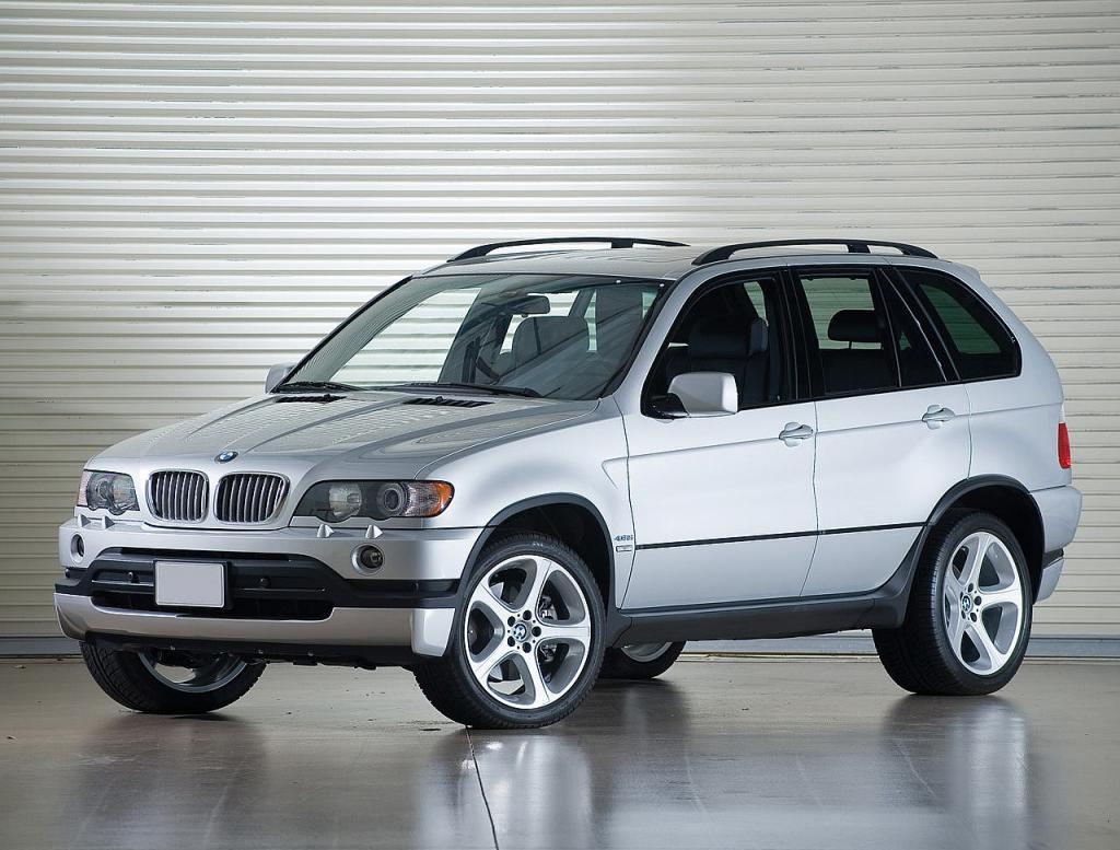 bmw x5 2002 3 0 бензин